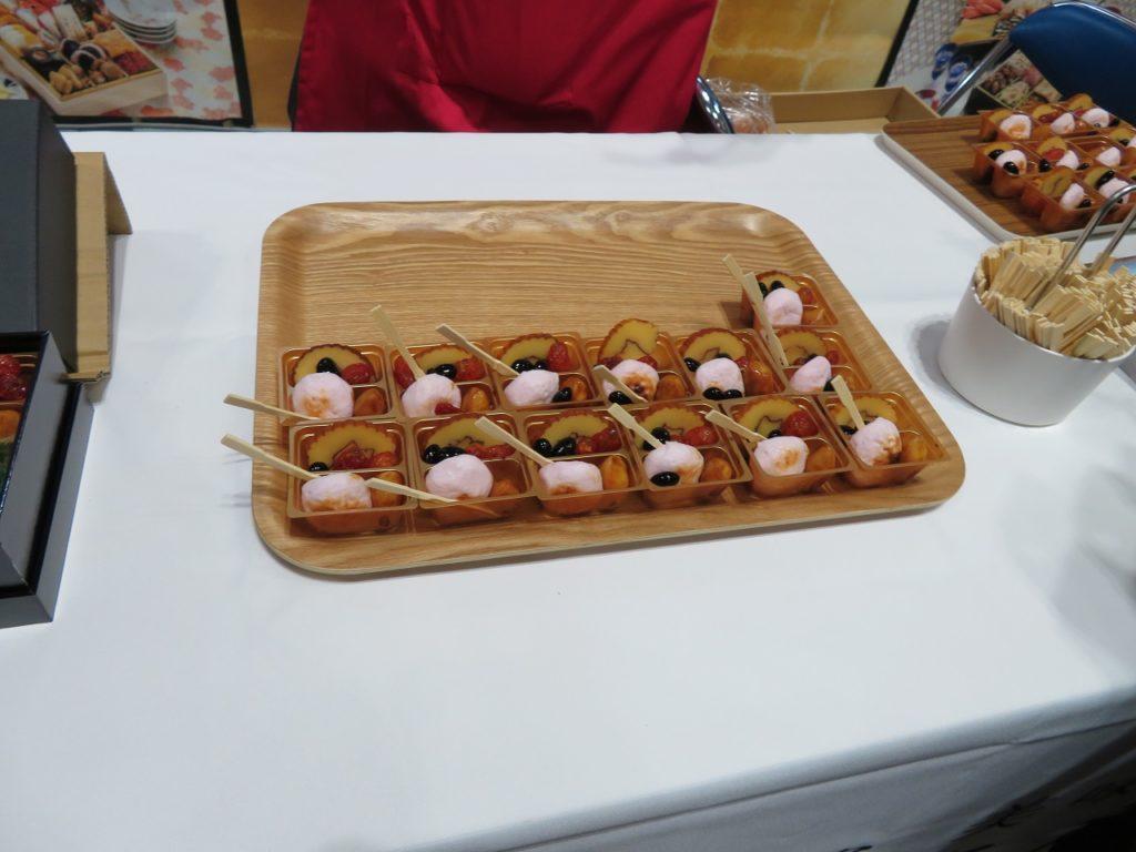 博多久松のおせちを試食